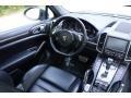 Porsche Cayenne Turbo Meteor Grey Metallic photo #13