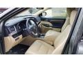 Toyota Highlander Limited AWD Alumina Jade Metallic photo #3