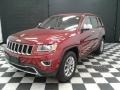 Jeep Grand Cherokee Limited 4x4 Deep Cherry Red Crystal Pearl photo #2