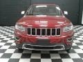 Jeep Grand Cherokee Limited 4x4 Deep Cherry Red Crystal Pearl photo #3