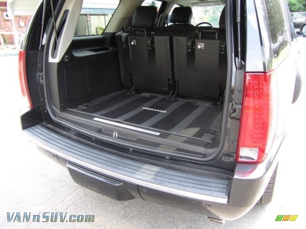 2012 Escalade Luxury AWD - Black Raven / Ebony/Ebony photo #21
