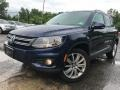 Volkswagen Tiguan SE 4Motion Night Blue Metallic photo #1
