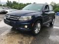 Volkswagen Tiguan SE 4Motion Night Blue Metallic photo #2