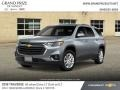 Chevrolet Traverse LT AWD Satin Steel Metallic photo #1
