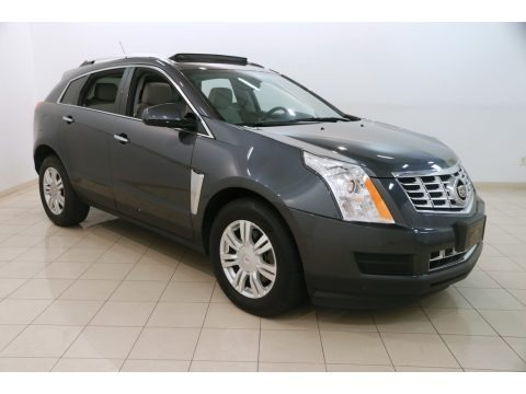 Gray Flannel Metallic 2013 Cadillac SRX Luxury FWD