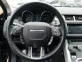 Land Rover Range Rover Evoque SE Santorini Black Metalllic photo #13