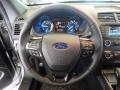 Ford Explorer XLT 4WD Ingot Silver photo #15