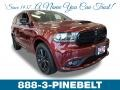 Dodge Durango GT AWD Octane Red Pearl photo #1