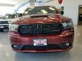 Dodge Durango GT AWD Octane Red Pearl photo #2