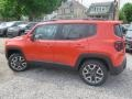 Jeep Renegade Latitude 4x4 Omaha Orange photo #10