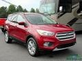 Ford Escape SE 4WD Ruby Red photo #7