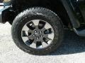 Jeep Wrangler Unlimited Sahara 4x4 Black photo #20