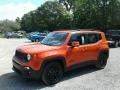 Jeep Renegade Altitude Omaha Orange photo #1