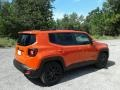 Jeep Renegade Altitude Omaha Orange photo #5