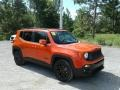 Jeep Renegade Altitude Omaha Orange photo #7