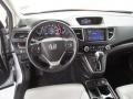 Honda CR-V EX-L Alabaster Silver Metallic photo #19