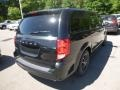 Dodge Grand Caravan SE Black Onyx Crystal Pearl photo #5
