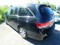 Honda Odyssey EX-L Crystal Black Pearl photo #2