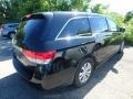 Honda Odyssey EX-L Crystal Black Pearl photo #4