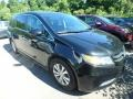 Honda Odyssey EX-L Crystal Black Pearl photo #5