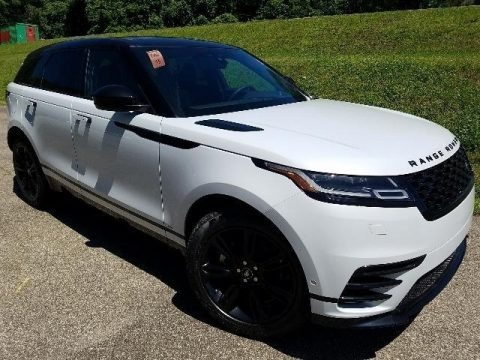 Yulong White Metallic 2018 Land Rover Range Rover Velar R Dynamic SE