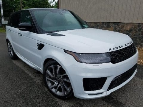 Yulong White Metallic 2018 Land Rover Range Rover Sport HSE Dynamic