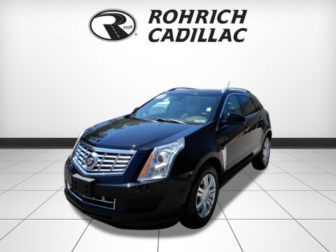Black Raven 2015 Cadillac SRX Luxury AWD