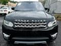 Land Rover Range Rover Sport HSE Santorini Black Metallic photo #8