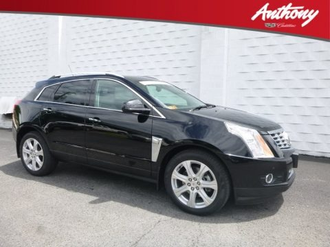 Black Raven 2015 Cadillac SRX Performance AWD