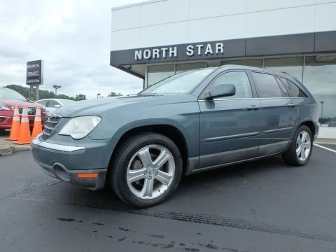 Marine Blue Pearl 2007 Chrysler Pacifica Touring AWD