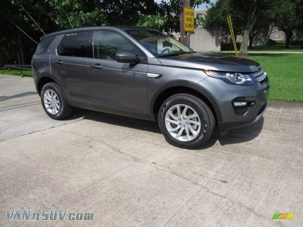 2018 Discovery Sport HSE - Corris Grey Metallic / Almond photo #1