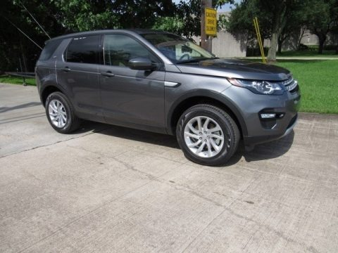 Corris Grey Metallic 2018 Land Rover Discovery Sport HSE