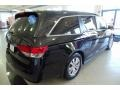Honda Odyssey EX-L Crystal Black Pearl photo #3