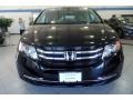 Honda Odyssey EX-L Crystal Black Pearl photo #11