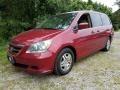 Honda Odyssey EX-L Redrock Pearl photo #1