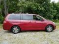 Honda Odyssey EX-L Redrock Pearl photo #4