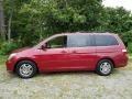 Honda Odyssey EX-L Redrock Pearl photo #5