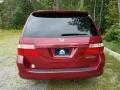 Honda Odyssey EX-L Redrock Pearl photo #8