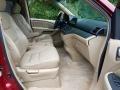 Honda Odyssey EX-L Redrock Pearl photo #11