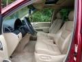 Honda Odyssey EX-L Redrock Pearl photo #13