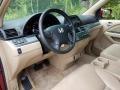 Honda Odyssey EX-L Redrock Pearl photo #16