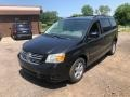 Dodge Grand Caravan SXT Brilliant Black Crystal Pearl photo #8