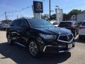 Acura MDX Technology SH-AWD Crystal Black Pearl photo #1