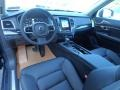 Volvo XC90 T6 AWD Momentum Denim Blue Metallic photo #10