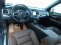 Volvo XC90 T6 AWD Momentum Osmium Grey Metallic photo #10