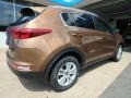 Kia Sportage LX AWD Burnished Copper photo #3