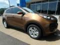 Kia Sportage LX AWD Burnished Copper photo #10