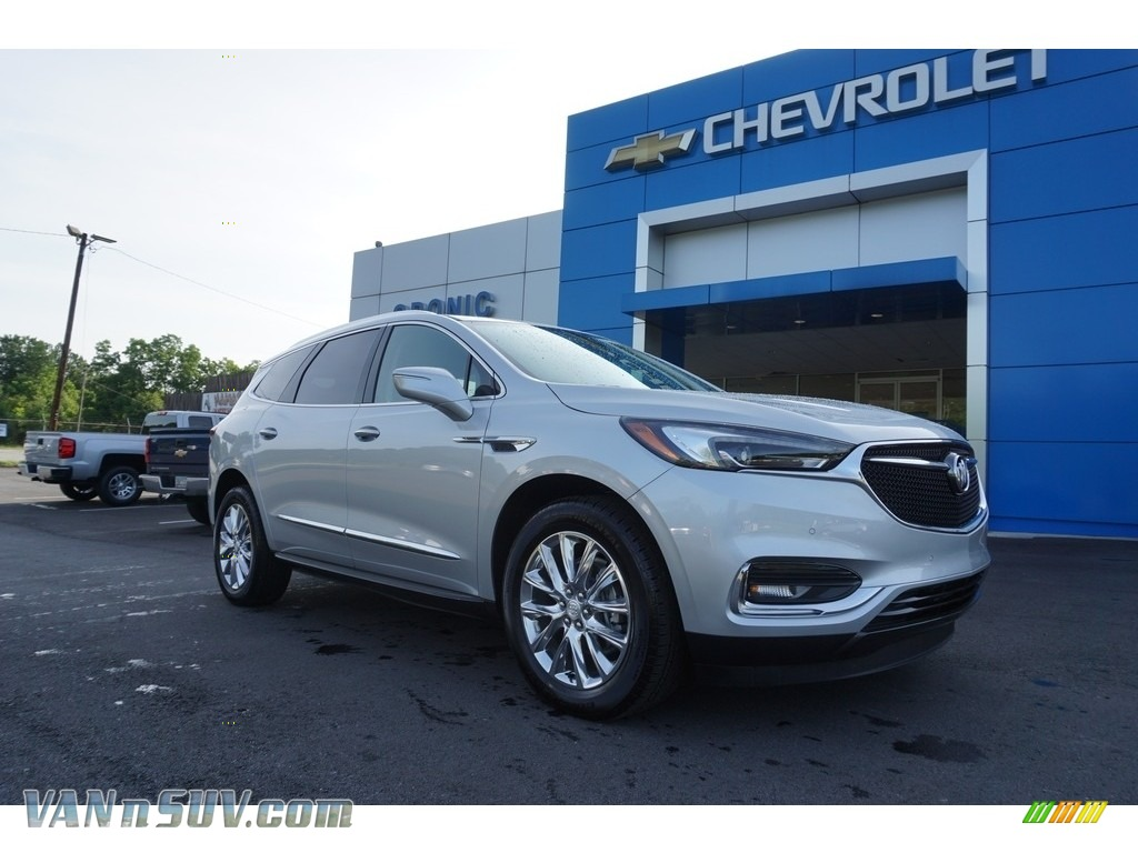 Quicksilver Metallic / Dark Galvanized Buick Enclave Premium