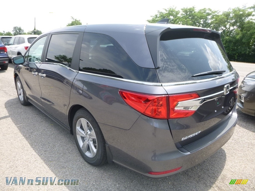 2019 Odyssey EX-L - Modern Steel Metallic / Gray photo #2