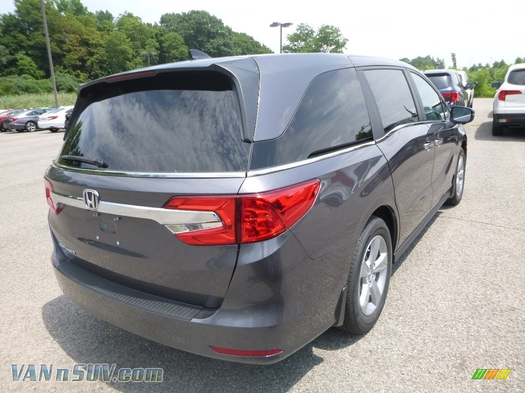 2019 Odyssey EX-L - Modern Steel Metallic / Gray photo #4